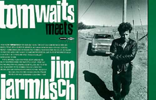 Was so proud that we ran this Tom Waits - Jim Jarmusch collaboration