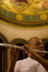 Composer... flautist... Rowland Sutherland