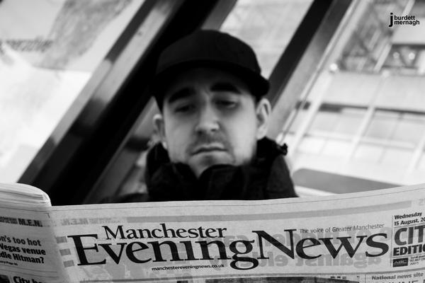 Manchester's finest: Dub Phizix