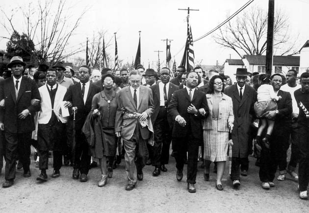 The late Dr Martin Luther King Jnr- Montgomery, Alabama