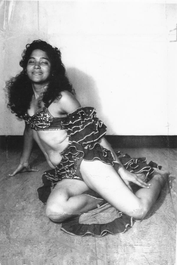 Anita Mahfood  aka 'Margarita