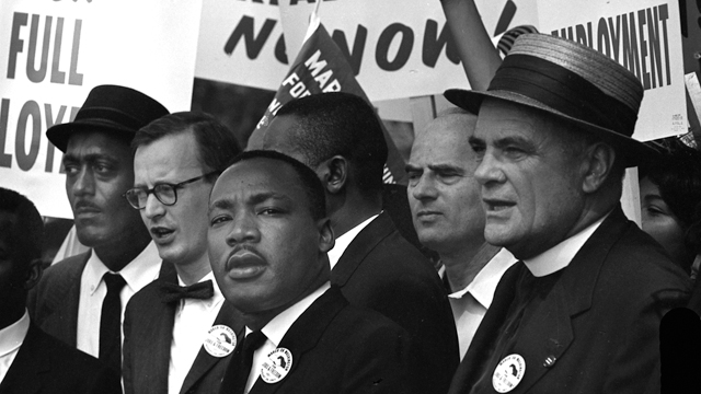Dr Martin Luther King Jnr: The March On Washington