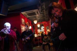 FREEDOM Loz & singer