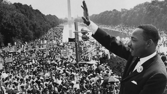 """r Martin Luther King Jnr - """"I Had A Dream... """""""