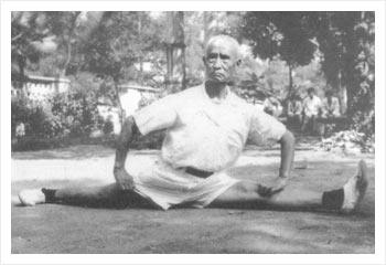 Ziranmen master- Wan Lai Sheng