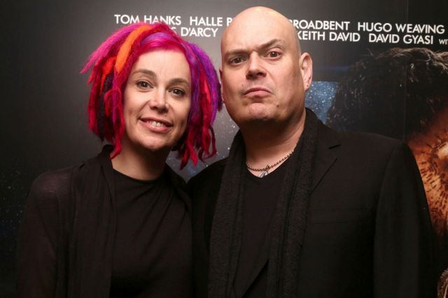 The Matrix; Lana & Andy Wachowski aka The Wachowskis