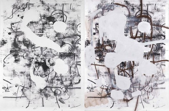 Christopher Wool - Rome Exhibition