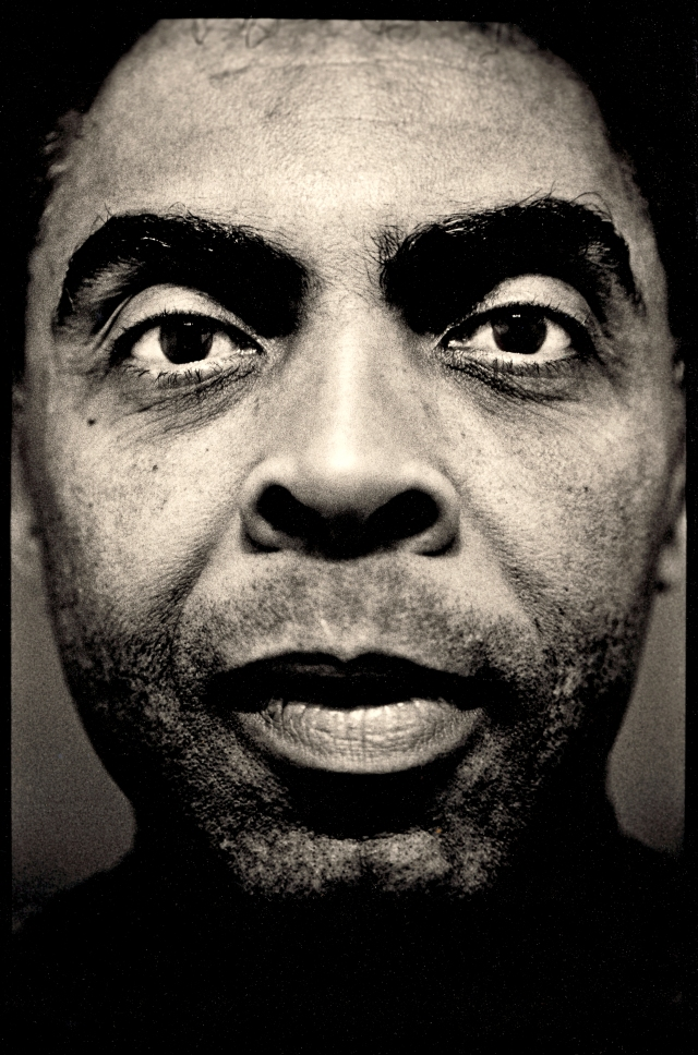 Gilberto Gil - 1992 by Peter Williams