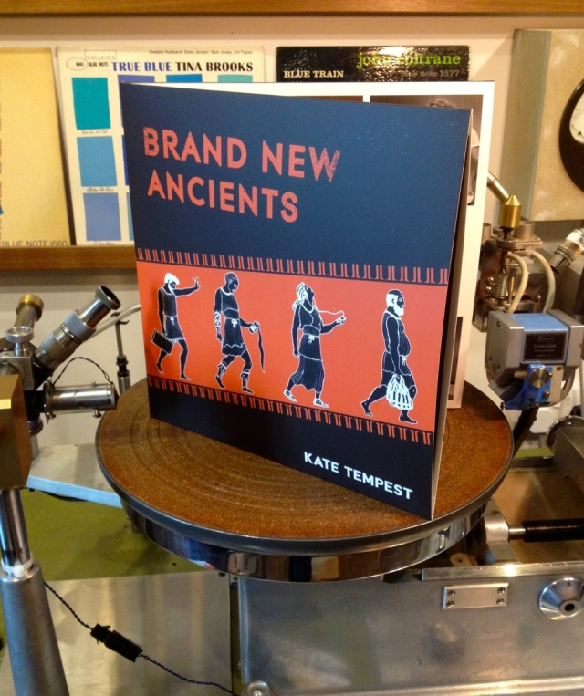 The LP... Brand New Ancients