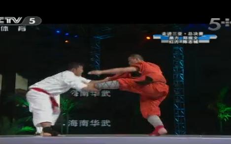 Chen Zicheng vs Chen Geng