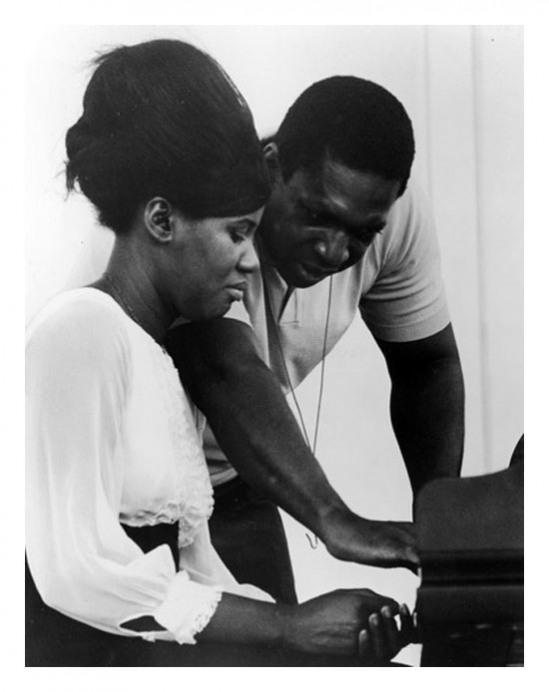 Alice & John Coltrane