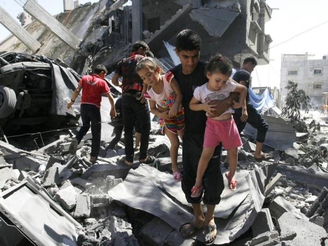 Gaza July 2014