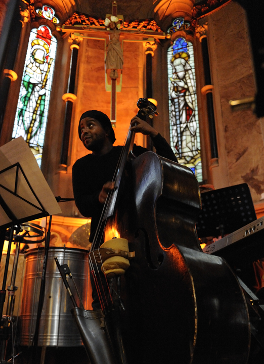 Bass Is The Place: Neil Charles