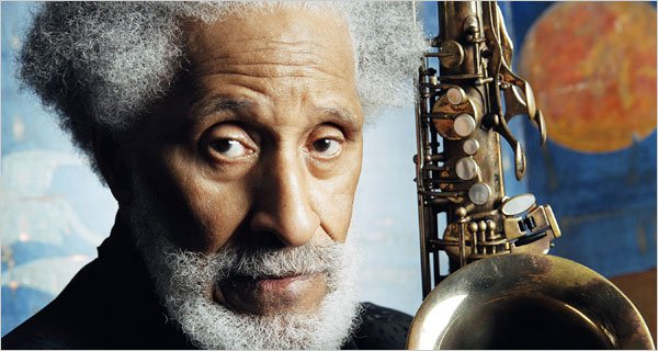 Sonny Rollins by Stephanie Berger