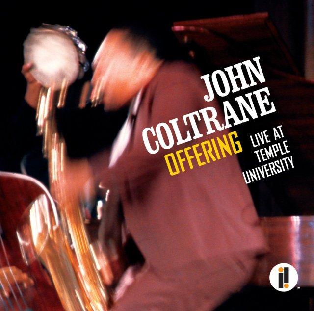 Coltrane LP