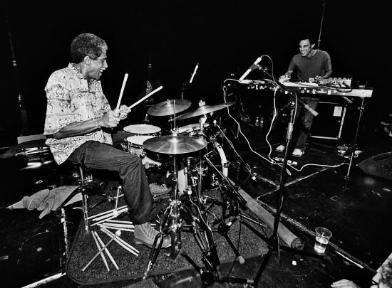 Steve Reid  & Keiren Hebden / Fourtet