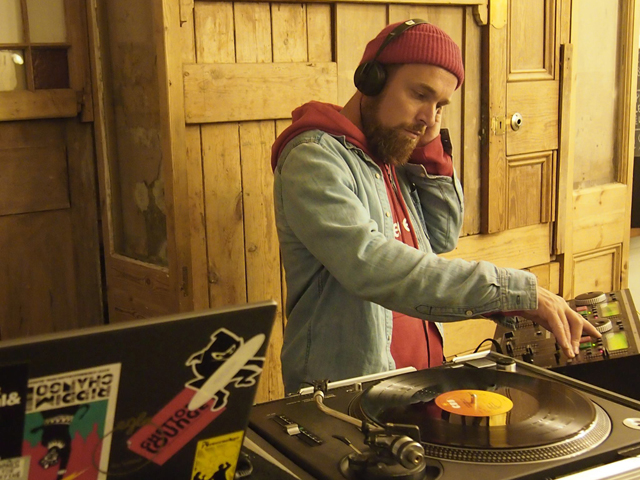 Album producer / svengali - Emanative's Nick Woodmansey