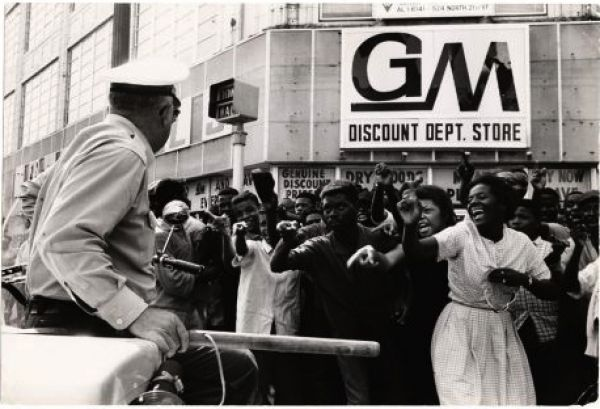 Selma or Ferguson?