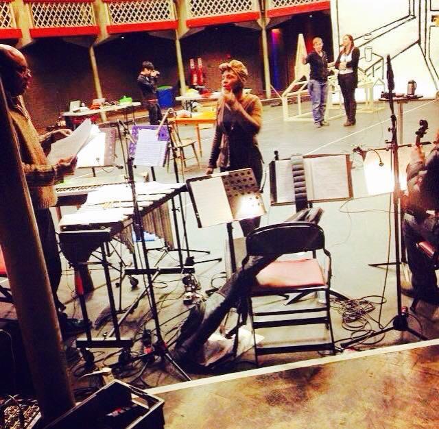 The Albany Rehearsals