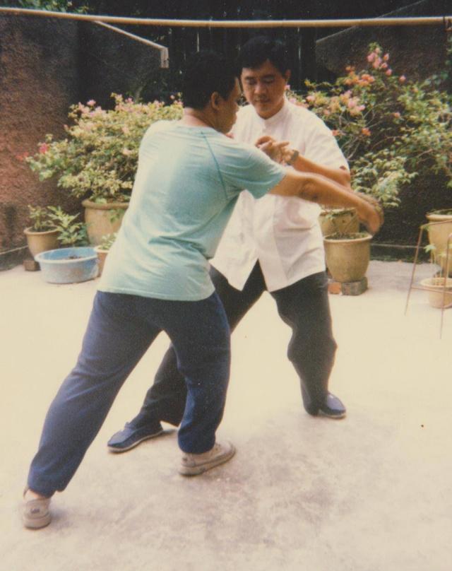 Master Koh Ah Tee: Push Hands