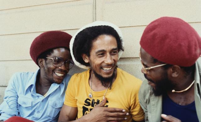 Back In Hope Road: Tek Life, Bob Marley, Claudie Massop
