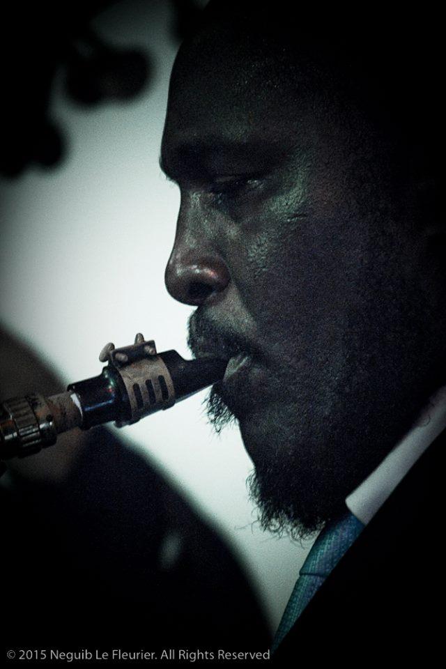 Tony Kofi - Homage To Ornette Pic: Nadjib Lefleurier