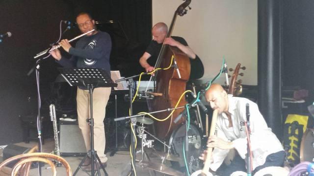 Rowland Sutherland Quartet Pic: Michhael Edwards / UK Vivbe