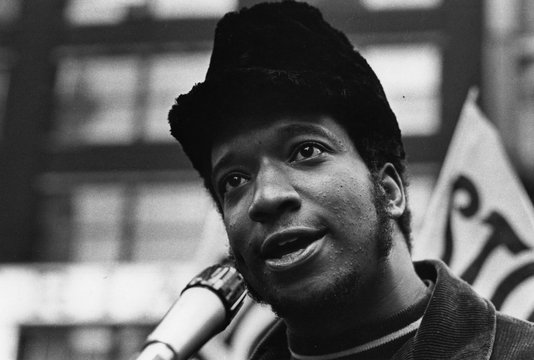 Fred-Hampton at Dirksen-Federal Building-