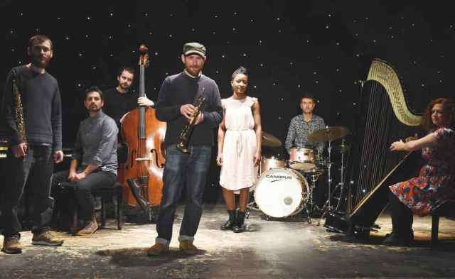 Mathew Halsall & The Gondwana Orchestra