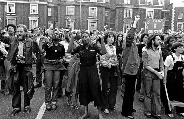 Battle of New Cross , Lewisham '77