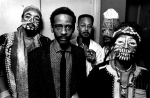 Art Ensemble Of Chicago - Roscoe Mitchell, Malachi Favors, Famadou Don Moye