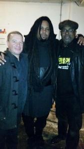 Mark,  Jamal, Orphy