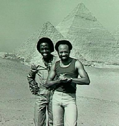 Verdeen & Maurice in Egypt