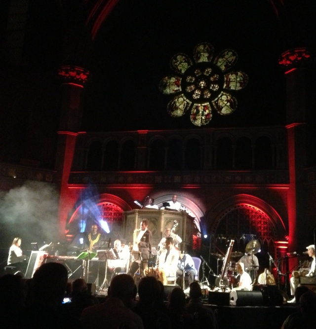 Union Chapel: 50th Anniversary of the recording of A Love Supreme!
