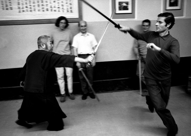 cheng man ching sword play