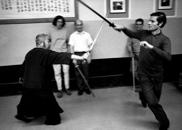 cheng man ching sword play