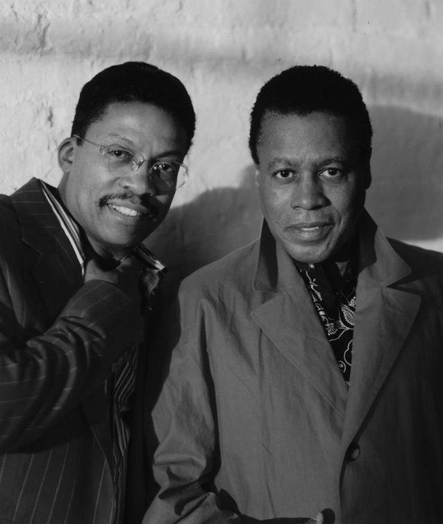 Herbie Hancock & Wayne Shorter