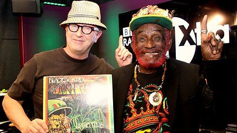 Rodigan, Scratch & Blackboard Jungle
